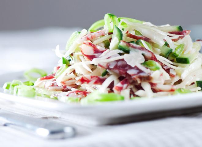 Салат з капусти