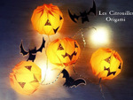 Оригинальная гирлянда к Хэллоуину