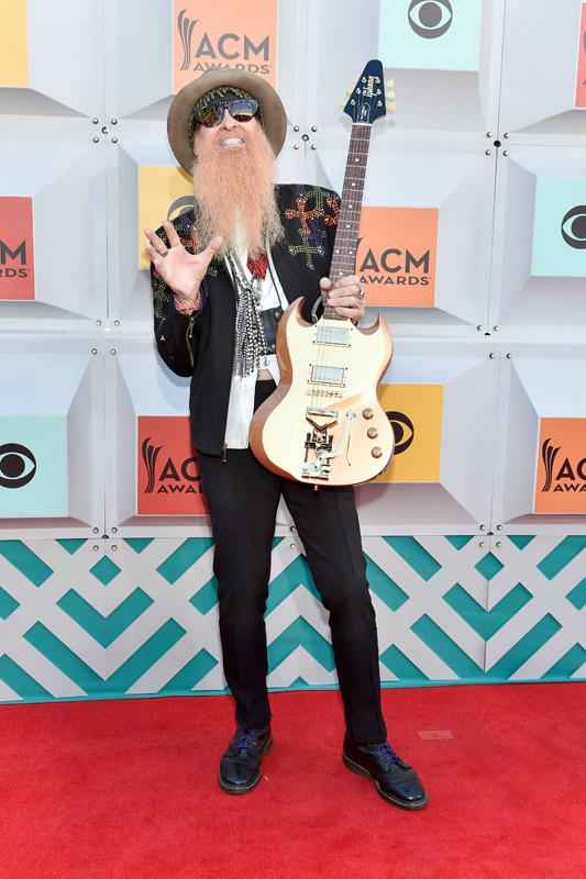 Country Music Awards 2016: червона доріжка