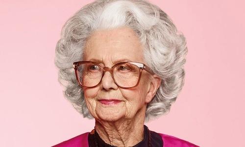 100-річна манекенниця Бо Гілберт