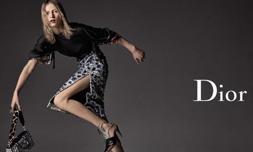 Рекламная кампания Dior осень-зима 2016/2017