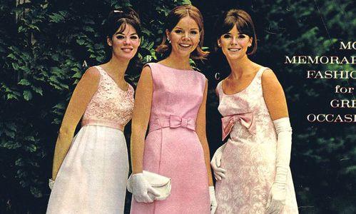 История выпускного платья