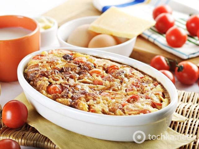 Рецепт лазаньи с овощами