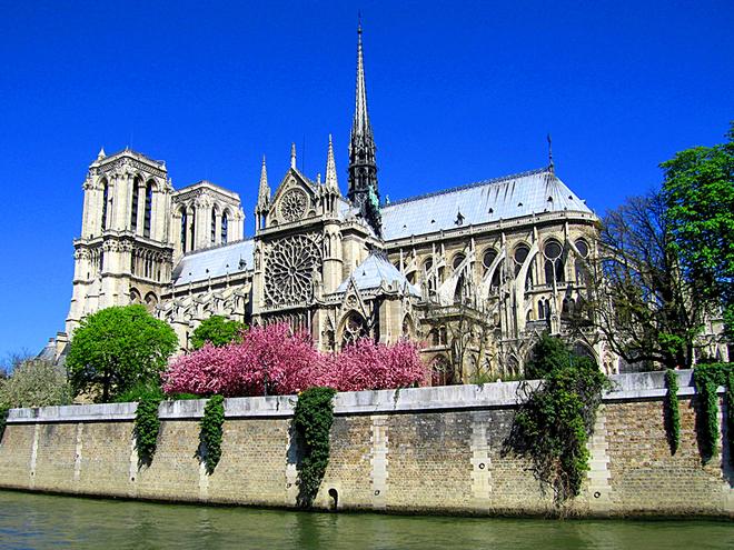 Готические соборы: что увидеть и чем восхищаться - Собор Парижской Богоматери