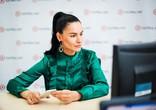 Маша Ефросинина в гостях у tochka.net