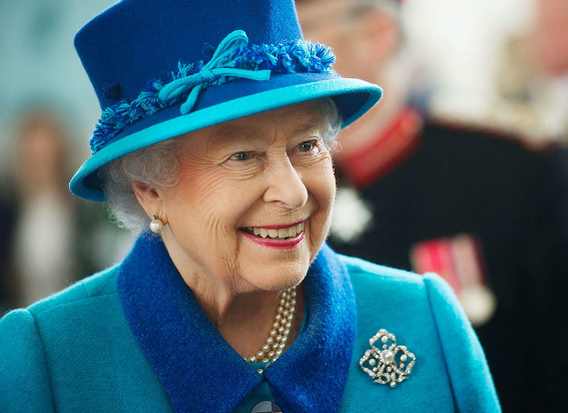 Гардероб королеви Єлизавети II