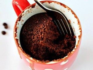 Как приготовить кексы в микроволновке: быстро и просто