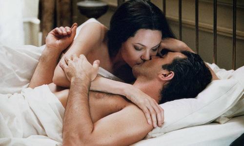 Найсексуальніші поцілунки у кіно: топ-5 відвертих сцен з фільмів