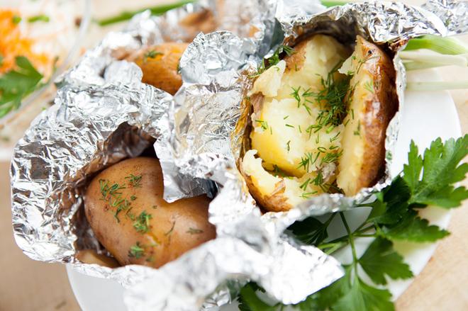 Що можна приготувати на багатті: вегетаріанське меню