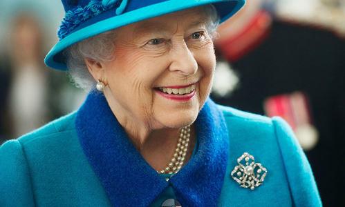 Гардероб королевы Елизаветы II