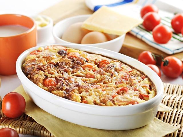 Попробуй рецепт мясной лазаньи по-быстрому