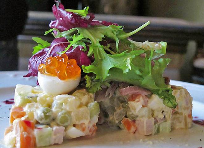 Салат олів'є: класичний рецепт і 5 незвичайних салатів