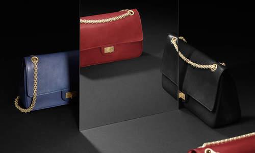 Новая версия сумки Chanel 2.55