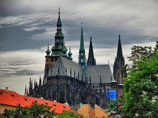 Готические соборы: что увидеть и чем восхищаться - Собор Святого Витта