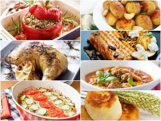7 ужинов: меню на последнюю неделю августа