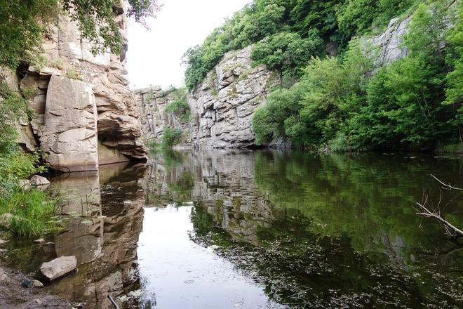 Краса поруч: ТОП-8 невідомих водойм України