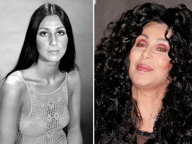 Сестру поп-короля пластические хирурги, как не старались, улучшить не