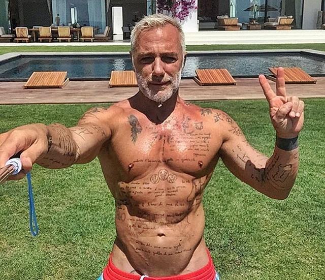 Сексуальні чоловіки: найсексуальніший мільйонер Джанлука Ваккі