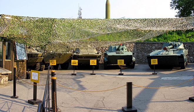 Военный туризм: Музей Великой Отечественной Войны, Киев