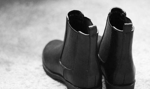 Модные сапоги 2016: ботинки челси (street style)