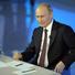 Прес-конференція Володимира Путіна: питання про квас порвало зал (відео)