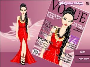 Модель для журнала