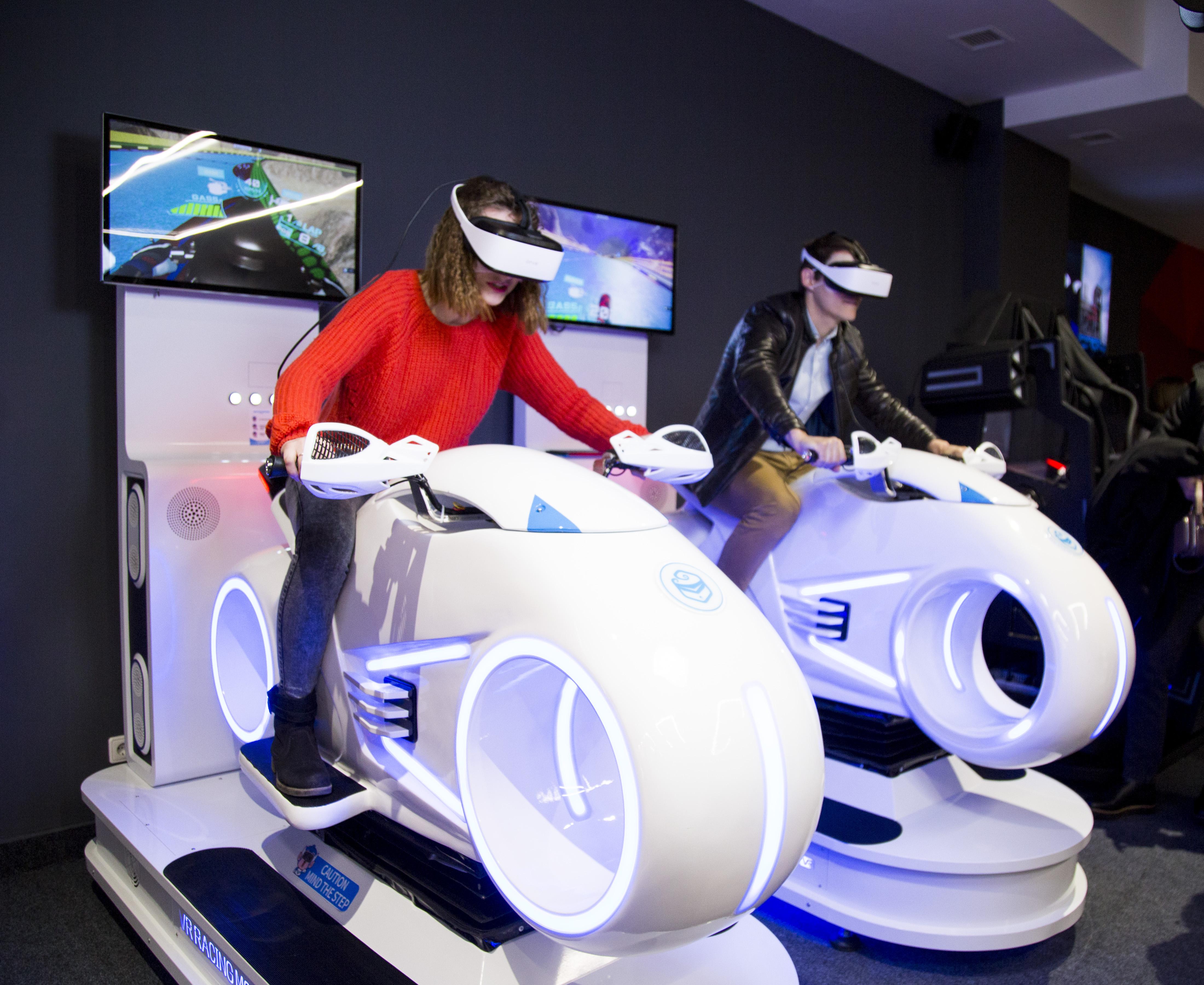 Парк виртуальной реальности дубай недвижимость за рубежом на море где лучше