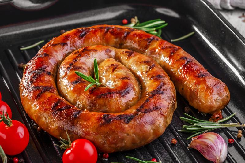 домашня ковбаса рецепт