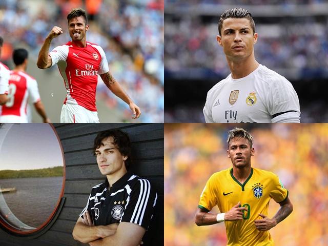 Самый красивый немецкий футболист