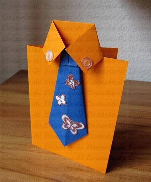 Подарки для тата своїми руками