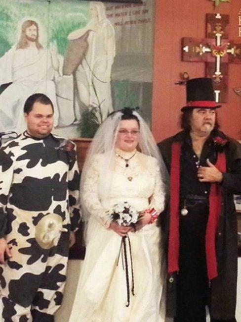 Свадебные фото, которые никому нельзя показывать