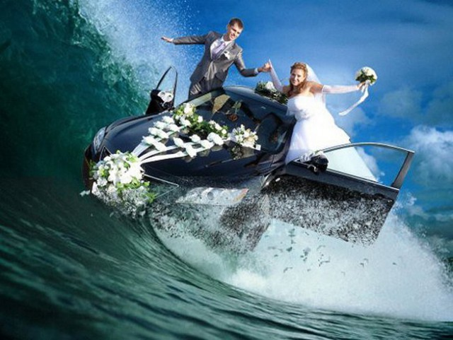 Снимки, о которых мечтает каждая невеста