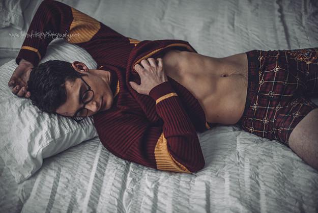 Сексуальный Гарри Поттер - Zachary Howell