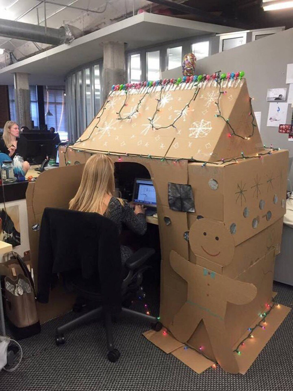 ТОП 10 креативных способов украсить офис
