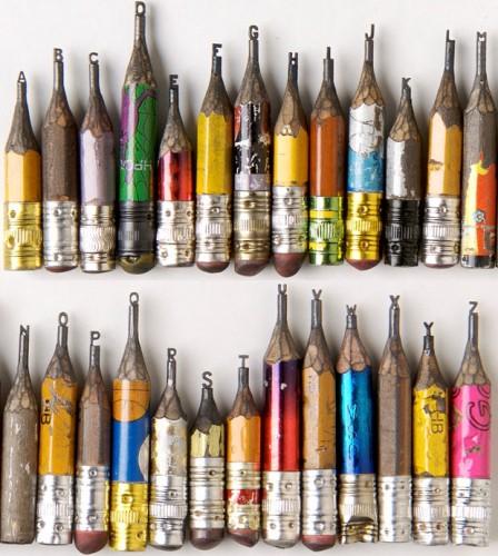 Креативные карандаши! WOW