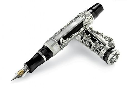 Ручка стоимостью в 1 млн. евро - «Montegrappa»