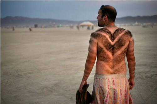Применение волосатой спины