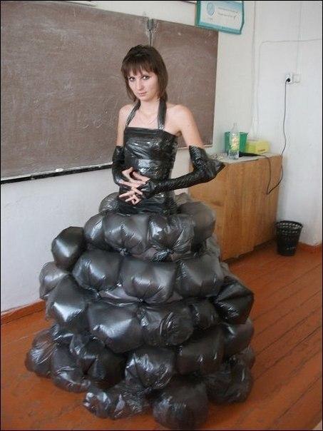 Дочь мусорщика