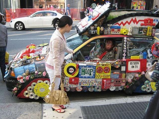 Самый невероятный авто тюнинг